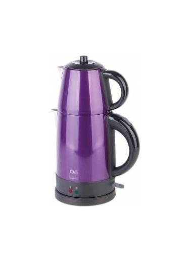 CVS DN 1515 Sudem Deluxe Çelik Çay Makinası Mor